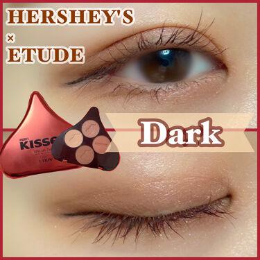 キスチョコレート プレイカラーアイズ/ETUDE/パウダーアイシャドウを使ったクチコミ(1枚目)