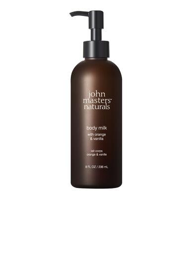 2021/10/14発売 john masters organics O&Vボディミルク