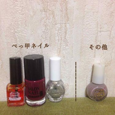 TMリキュールネイル/キャンドゥ/その他を使ったクチコミ(3枚目)