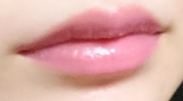 ピュア カラー クリスタル シアー リップスティック/ESTEE LAUDER/口紅を使ったクチコミ(3枚目)