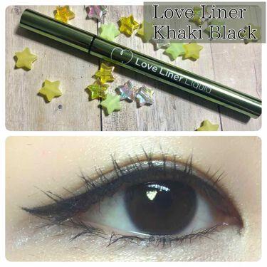 ラブライナー カラーコレクション/ラブライナー(Love Liner)/リキッドアイライナーを使ったクチコミ(1枚目)