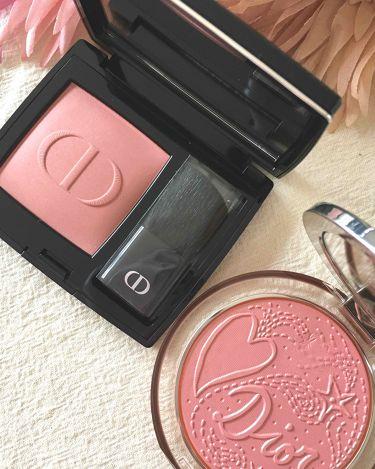 ディオールスキン ルージュ ブラッシュ/Dior/パウダーチークを使ったクチコミ(3枚目)