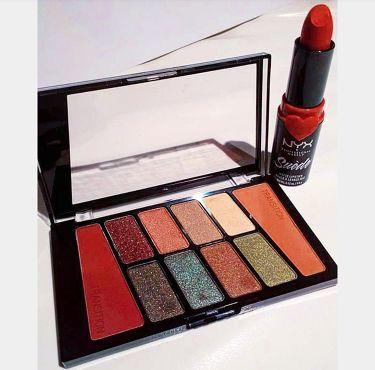 スエードマットリップスティック/NYX Professional Makeup/口紅を使ったクチコミ(1枚目)