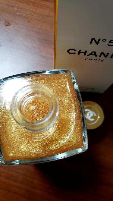 シャネル N°5 ジェル パフューム/CHANEL/香水(レディース)を使ったクチコミ(2枚目)
