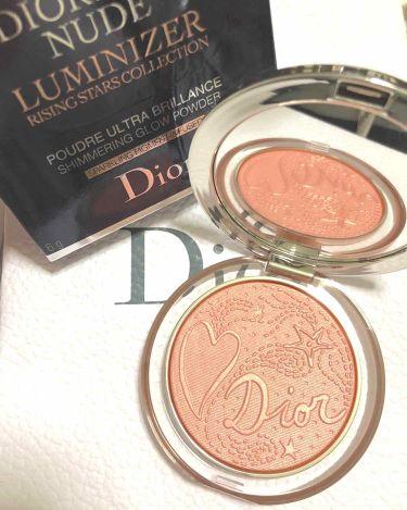 ディオールスキン ミネラル ヌード ルミナイザー パウダー/Diorを使ったクチコミ(1枚目)