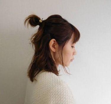 つやつや天然毛のミックスブラシ/マペペ/ヘアケアグッズを使ったクチコミ(3枚目)