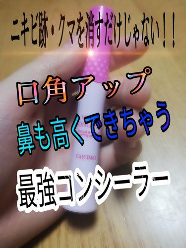 マジックコンシーラー/カリプソ/コンシーラーを使ったクチコミ(1枚目)