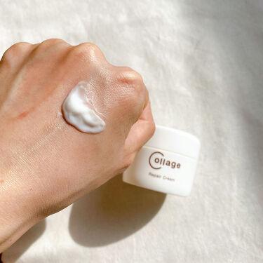 リペア薬用保湿化粧水 とてもしっとり/コラージュ/化粧水を使ったクチコミ(3枚目)