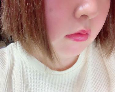 ルージュ アンリミテッド ラッカーシャイン/shu uemura/口紅を使ったクチコミ(3枚目)
