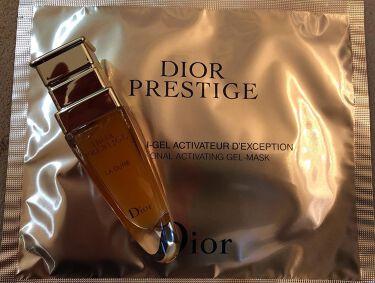 プレステージ ラキュール/Dior/スキンケアキットを使ったクチコミ(2枚目)