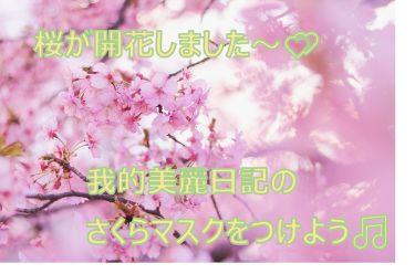 3/21 東京・靖国神社にある桜🌸(ソメイヨシノ)が 開花したと発表がありました😊🎵  もう春ですね~ 暖かいと気分もウキウキ😄💕  街中では、袴姿の女性をよく見かけるように なりました😆🎀  卒業式や送別会シーズンですね。  学生の皆さんは春休みですか😁⁉ たくさん遊んでたくさん思い出作りをしてください🎵  お家に帰った後は、我的美麗日記のフェイスマスクで お肌のスキンケアも欠かさず行ってくださいね🥰💖  桜の開花とともに 「さくらマスク」もぜひ使ってみてください🌸  数量限定ですのでお出かけの際には 探してみてください😄✨※ ※全国バラエティショップで発売中 (取り扱いのない店舗もありますのでご了承ください。)   ♡我的美麗日記のこだわり♡  ------------------------------  パラベン、アルコールを配合していません。また、鉱物油、色素、蛍光剤を使用していません。  ♡我的美麗日記HPで最新情報更新中♡ ------------------------------------------- https://mybeautydiary-jp.com/   ♡Instagramもチェックしてね♡ ------------------------------ https://www.instagram.com/mybeautydiary_jp/   #我的美麗日記#私のきれい日記#mybeautydiary#シートマスク#フェイスマスク#スキンケア#台湾コスメ#ご褒美マスク#保湿#保湿ケア#しっとり#美肌#美活#小物#春メイク#おしゃれ#大人女子#送別会#卒業式#夜更かし#お別れ#シーズン#ダメージ