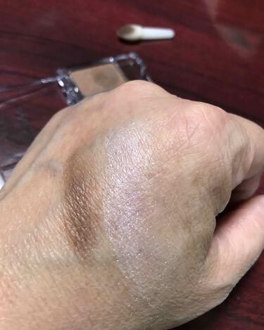 ツーカラー アイシャドウ ラメシリーズ/CEZANNE/パウダーアイシャドウを使ったクチコミ(3枚目)