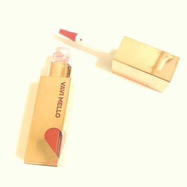 yuppïさんの「VAVI MELLO(バビメロ)ハートウィンドウリップティントオイルタイプ<リップグロス>」を含むクチコミ