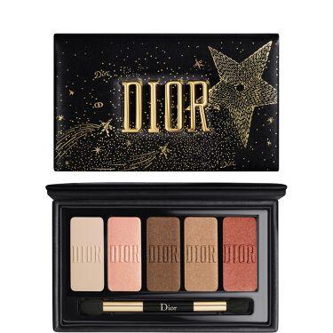 2020/10/16発売 Dior スパークリング クチュール アイ パレット