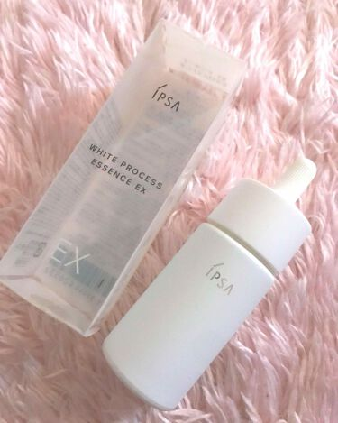 ホワイトプロセス エッセンス EX/IPSA/美容液を使ったクチコミ(1枚目)