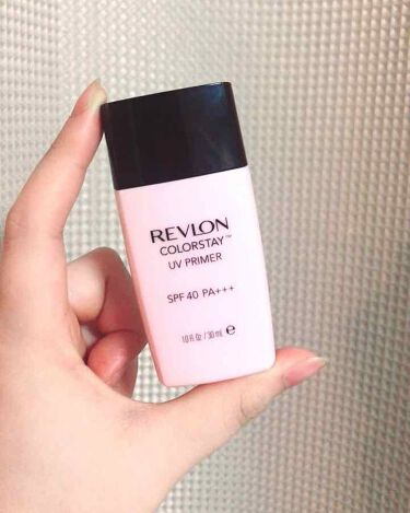 レブロン カラーステイ UV プライマー/REVLON/化粧下地を使ったクチコミ(1枚目)