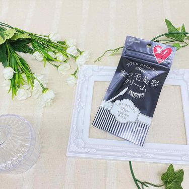 まつ毛美容クリーム/B:treat/まつげ美容液を使ったクチコミ(1枚目)