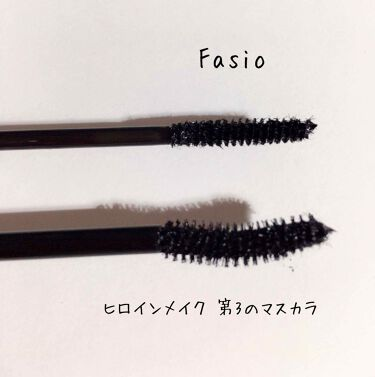 パワフルカール マスカラ EX (ロング)/FASIO/マスカラを使ったクチコミ(3枚目)