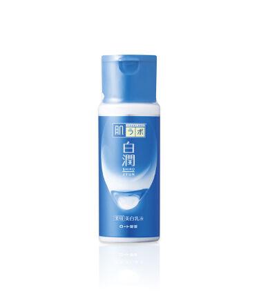 白潤 薬用美白乳液  140m(ボトル)