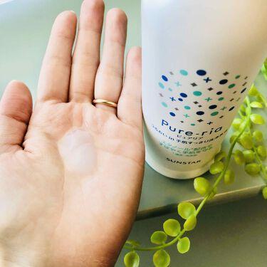 うるおいin手肌すっきり洗浄乳液/Pure-ria/ハンドクリーム・ケアを使ったクチコミ(2枚目)