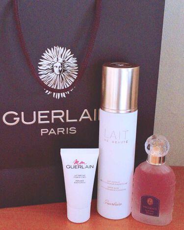 アンソレンス オードトワレ/GUERLAIN/香水(レディース)を使ったクチコミ(1枚目)