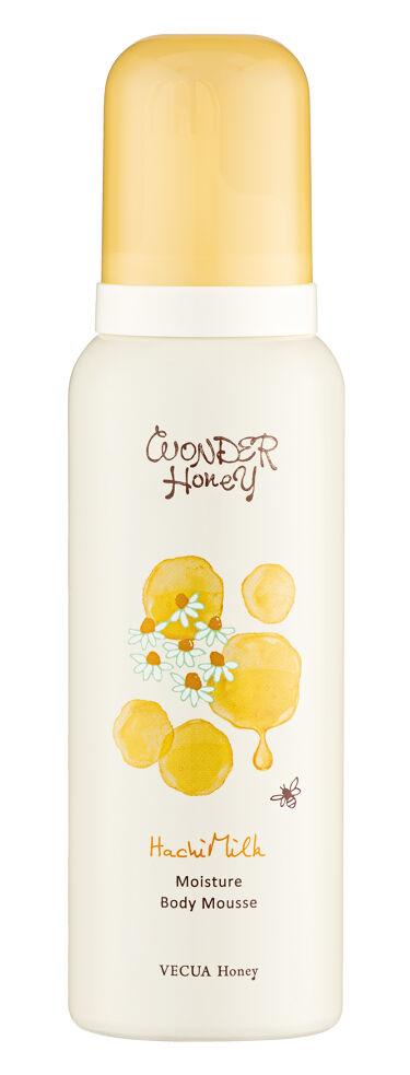 2020/10/6発売 VECUA Honey はちみるく ボディムース