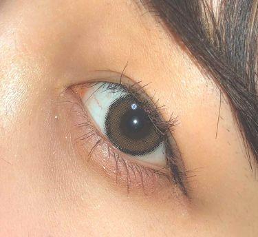 eye closet iDOL Series CANNA ROSE 1day/EYE CLOSET/カラーコンタクトレンズを使ったクチコミ(1枚目)