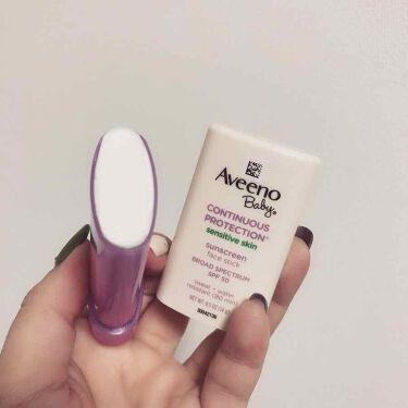 sunscreen/Aveeno(海外)/日焼け止め(顔用)を使ったクチコミ(3枚目)