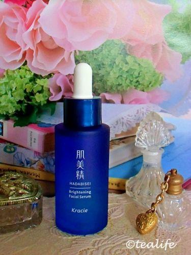 ターニングケア美白 薬用美白美容液/肌美精/美容液を使ったクチコミ(3枚目)