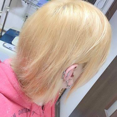 ヘアカラークリーム/マニックパニック/ヘアカラー・白髪染め・ブリーチを使ったクチコミ(3枚目)