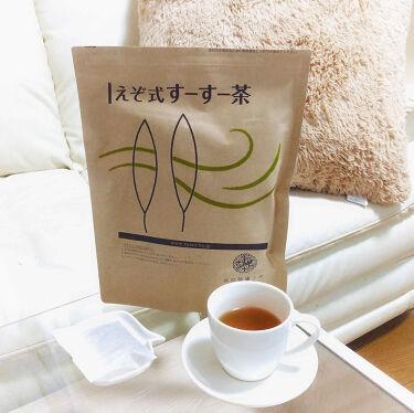 えぞ式すーすー茶/北の快適工房/その他を使ったクチコミ(3枚目)