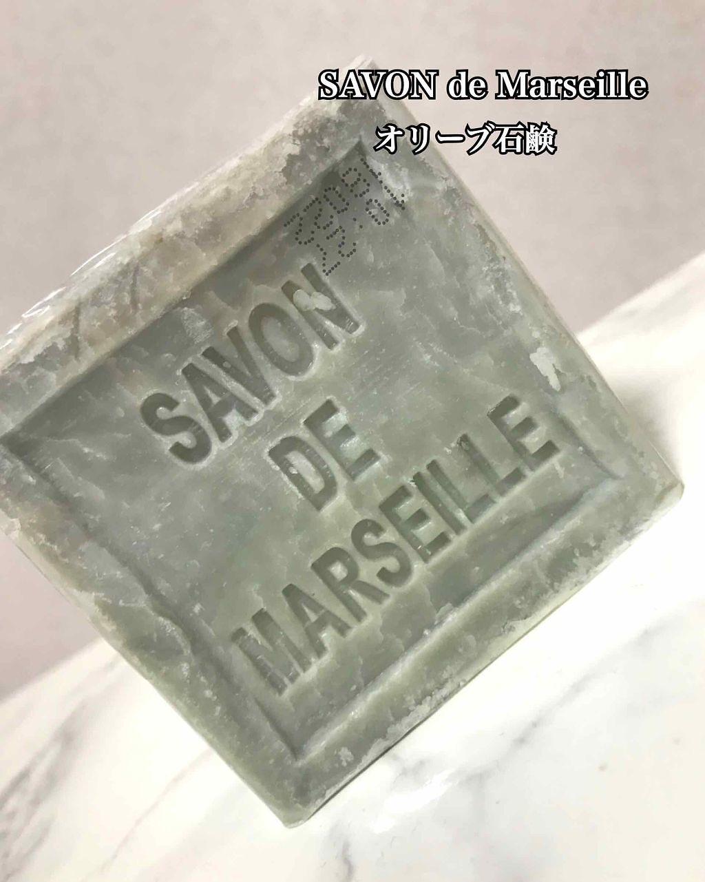 サヴォン ド マルセイユ オリーブ石鹸 ル セライユ