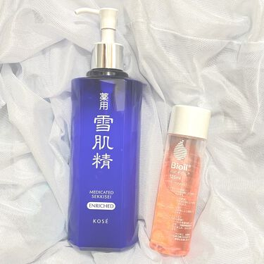 薬用 雪肌精 エンリッチ/雪肌精/化粧水を使ったクチコミ(4枚目)