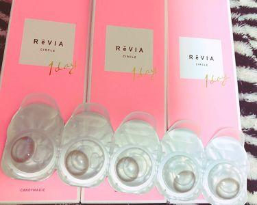 ReVIA circle/レヴィア/その他化粧小物を使ったクチコミ(2枚目)
