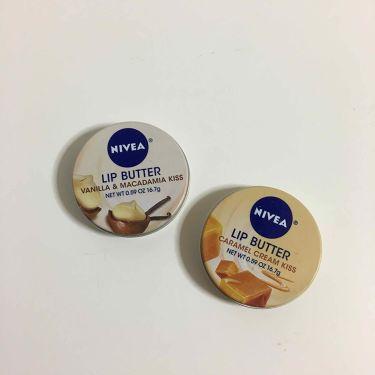 リップバター/ニベア/リップケア・リップクリームを使ったクチコミ(2枚目)