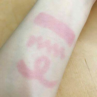 ボリュームバームリップ N/インテグレート/口紅を使ったクチコミ(4枚目)