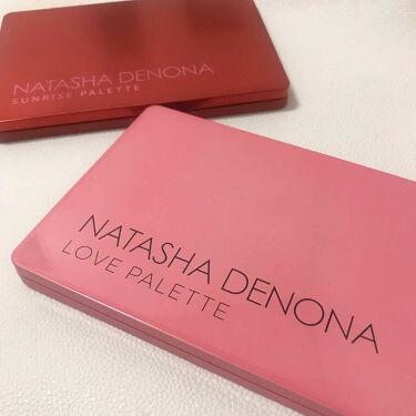 Love Palette/Natasha Denona/パウダーアイシャドウを使ったクチコミ(2枚目)