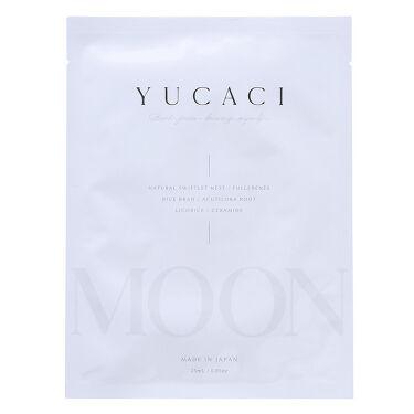 2021/3/8発売 YUCACI フェイスマスクM(MOON)