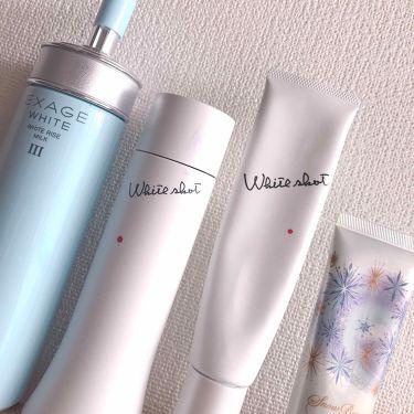 エクサージュホワイト ホワイトライズ ミルク/ALBION/乳液を使ったクチコミ(2枚目)