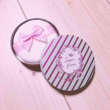 すっぴんパウダー ホワイトフローラルブーケの香り/クラブ/その他スキンケアを使ったクチコミ(2枚目)