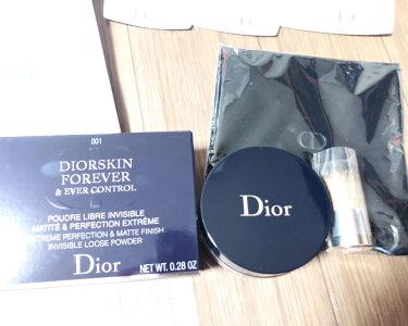 ディオールスキン フォーエヴァー コントロール ルース パウダー/Dior/ルースパウダーを使ったクチコミ(3枚目)
