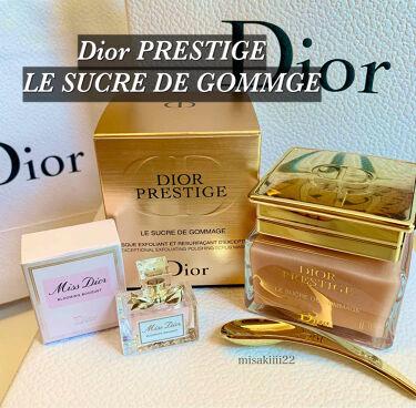 プレステージ ル ゴマージュ/Dior/スクラブ・ゴマージュを使ったクチコミ(1枚目)
