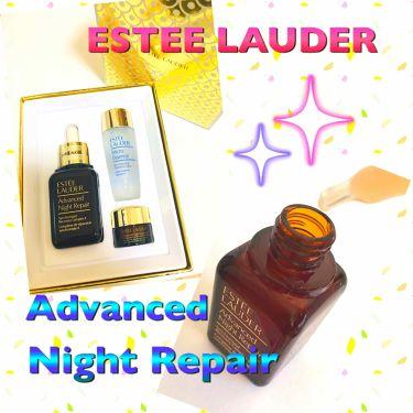 碧さんの「ESTEE LAUDERアドバンス ナイト リペア SR コンプレックス II<美容液>」を含むクチコミ