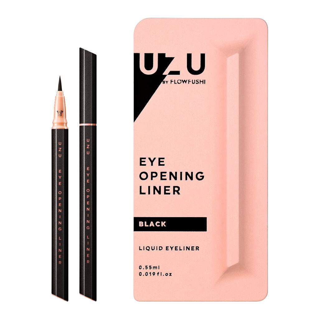 UZU BY FLOWFUSHI EYE OPENING LINER 眼線液