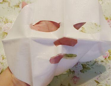 我的美麗日記(私のきれい日記)モイスチャー黒真珠EX+マスク/我的美麗日記(私のきれい日記)/シートマスク・パックを使ったクチコミ(3枚目)