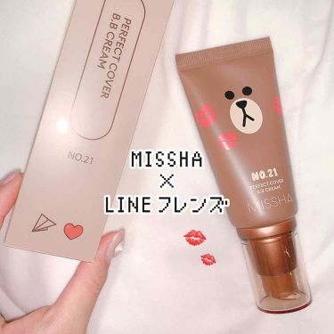 パーフェクトカバー BBクリーム SPF42/PA+++/MISSHA/化粧下地を使ったクチコミ(1枚目)