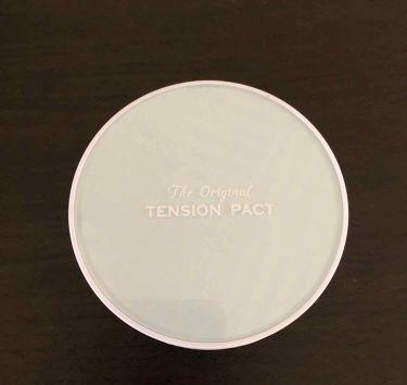 テンションパクト トーンアップグロウ/MISSHA/クリーム・エマルジョンファンデーションを使ったクチコミ(1枚目)