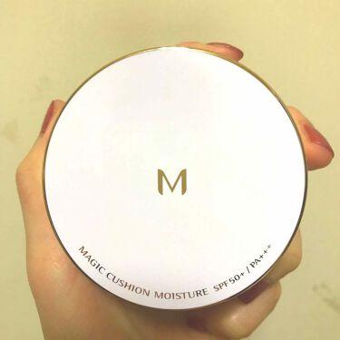 ま🍎さんの「MISSHA(ミシャ)M クッション ファンデーション(モイスチャー)<その他ファンデーション>」を含むクチコミ