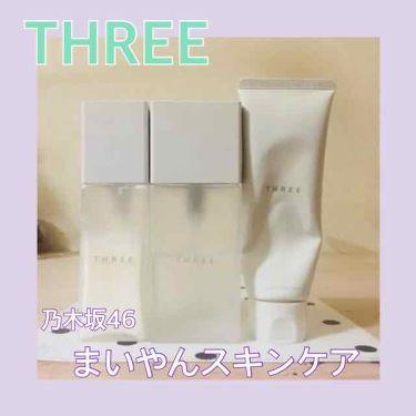 バランシング エマルジョン/THREE/乳液を使ったクチコミ(1枚目)