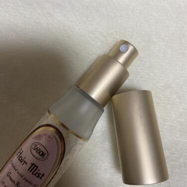 ヘアミスト/SABON/香水(その他)を使ったクチコミ(2枚目)
